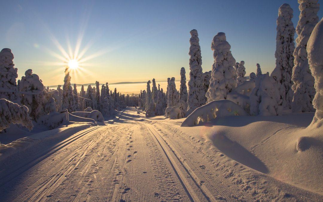 Op vakantie naar Finland
